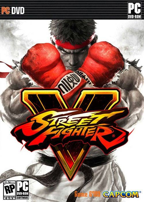 Street Fighter V Steam CD Key