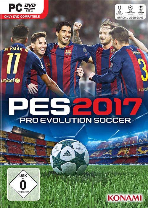 Pro Evolution Soccer 2017 Steam CD Key