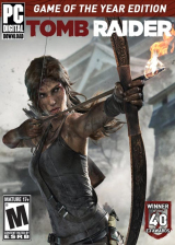 Official Tomb Raider GOTY Edition Steam CD Key