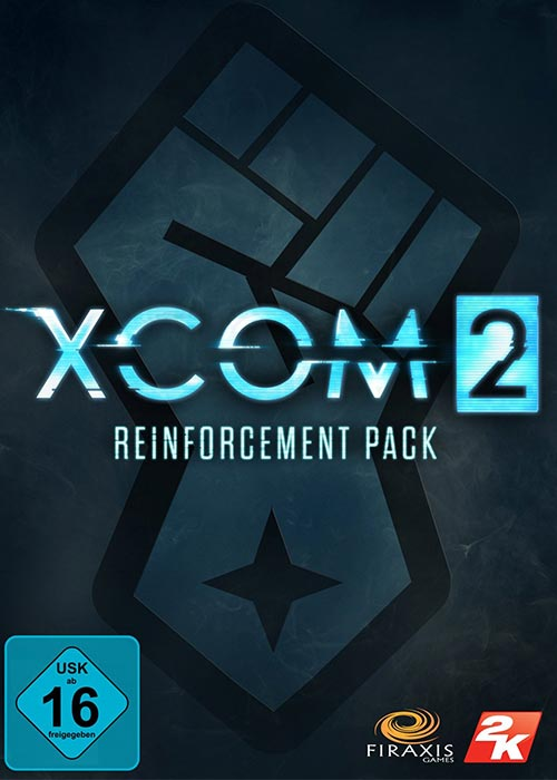 XCOM 2 Reinforcement Pack DLC Steam CD Key
