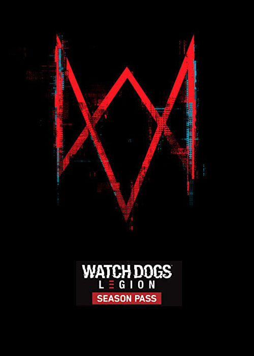 Watch Dogs Legion Season Pass Uplay CD Key EU