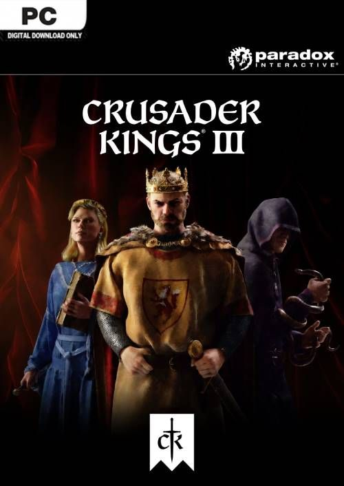Crusader Kings III Steam CD Key EU