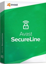 Official Avast SecureLine VPN 5 PC 1 Year Avast Key Global