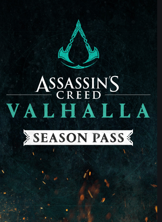 Assassin's Creed Valhalla Season Pass Uplay CD Key EU
