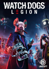 URCDkeys.com, Watch Dogs Legion Standard Edition Uplay CD Key EU