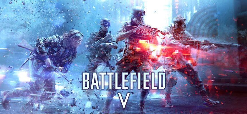 urcdkeys Battlefield V PC