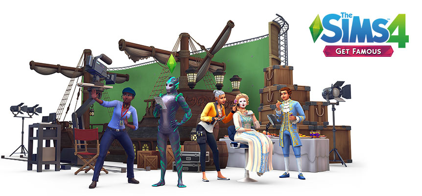 urcdkeys the sims 4 get famous