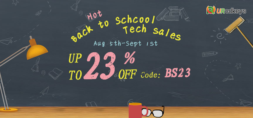 Hot back to school sales