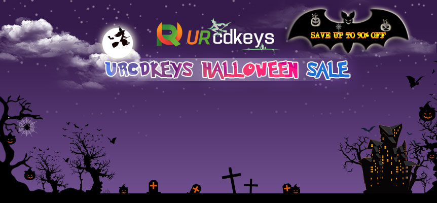 urcdkeys halloweensales